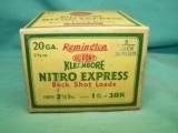 Remington Kleanbore Nitro Express 20 Ga. shotgun ammo - 5 of 8