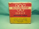 collectible Winchester Ranger shotgun shells 20 Ga. FULL