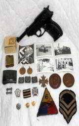 MILITARY COLLECTION - WWII - WALTHER P38 - 1 of 12