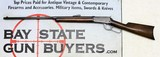 Winchester Model 1894 lever action rifle ~ .32WS Caliber ~ 1/2 Round 1/2 Octagon