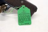 Pre-War COLT WOODSMAN Sport .22LR COMPLETE Box & Papers - 14 of 15