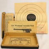 Pre-War COLT WOODSMAN Sport .22LR COMPLETE Box & Papers - 12 of 15