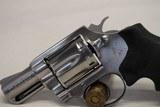 "Colt MAGNUM CARRY .357 Revolver ~ Stainless ~ 2 1/4"" Barrel - 3 of 15"