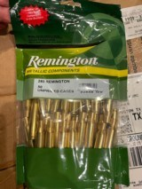 Remington .280 Rem Brass ( New ) - 1 of 1