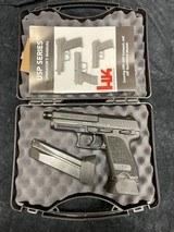 Heckler & Koch, USP Compact Tactical, 45 ACP
