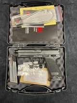 Heckler & Koch, USP Tactical V1, .45 ACP