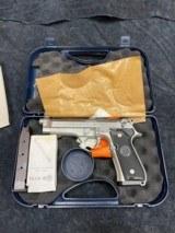 Beretta, 92FS, 9mm