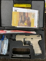Walther P22 Tactical, .22 Long Rofle