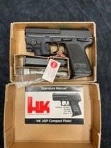 Heckler & Koch, USP 45 Compact V1, .45 ACP - 3 of 4