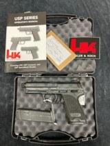 Heckler & Koch, USP 9SD Tactical, 9mm
