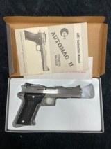 AMT Automag II, .22 Magnum Rimrife