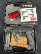 Heckler & Koch, 45 Compact Tactical V1, .45 ACP