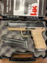 Heckler & Koch, HK45T - V7 - LEM, .45 ACP