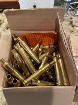 Norma, .240 Weatherby Mag, New Brass, 100 Ct Box