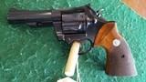 Colt. Model Trooper III revolver