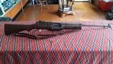 Johnson automatic rifle. Model 1941