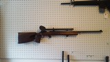 Winchester model 52C.