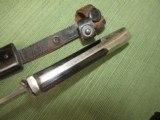 Nice WW2Early German HJ Hitler Youth Knife with Motto & Sheath - 5 of 8