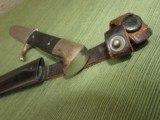 Nice WW2Early German HJ Hitler Youth Knife with Motto & Sheath - 8 of 8
