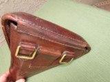 Exc.WW2Nambu Type 14 Pistol Holster - 7 of 7