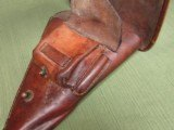 Exc.WW2Nambu Type 14 Pistol Holster - 4 of 7