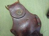WW1 MOUNTED SWIVEL HOLSTER FOR M1911 COLT PISTOL US1914 - 4 of 7