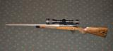 CUSTOM REMINGTON HART CUSTOM MODEL 7 223 REM MAG RIFLE - 2 of 2