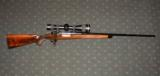 CUSTOM MAUSER 98 BY WALTER EISSER FROMALLY OF GRIFFIN & HOWE, 280 REM