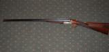 WESTLEY RICHARDS CONNAUGHT MODEL SCALLOPED BOXLOCK 12GA SHOTGUN - 5 of 6