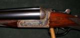 WESTLEY RICHARDS CONNAUGHT MODEL SCALLOPED BOXLOCK 12GA SHOTGUN - 2 of 6