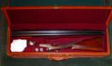 WESTLEY RICHARDS CONNAUGHT MODEL SCALLOPED BOXLOCK 12GA SHOTGUN - 6 of 6