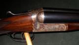 WESTLEY RICHARDS CONNAUGHT MODEL SCALLOPED BOXLOCK 12GA SHOTGUN - 1 of 6