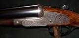 THE WATTS GUN, LONDON MFG, BAR ACTION SIDELOCK 12GA S/S SHOTGUN - 2 of 6