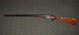 THE WATTS GUN, LONDON MFG, BAR ACTION SIDELOCK 12GA S/S SHOTGUN - 5 of 6