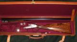 THE WATTS GUN, LONDON MFG, BAR ACTION SIDELOCK 12GA S/S SHOTGUN - 6 of 6