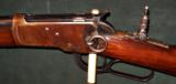 WINCHESTER 1892 SADDLE RING CARBINE 44 WCF LEVER ACTION RIFLE- 2 of 6