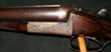 W & C SCOTT DELUXE BOXLOCK 16GA S/S SHOTGUN - 2 of 5