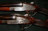 HOLLAND & HOLLAND MATCHED PAIR OF 12GA ROYAL EJECTORS - 2 of 6