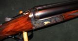 PIOTTI BSEE PIUMA DELUXE SCALLOPED BOXLOCK 20GA SHOTGUN - 1 of 5