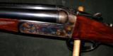 AYA MODEL 4/53 BOXLOCK 410GA S/S SHOTGUN - 2 of 5