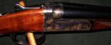 AYA MODEL 4/53 BOXLOCK 410GA S/S SHOTGUN - 1 of 5
