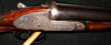 LUIGI FRANCHI SIDELOCK CONDOR MODEL 12GA S/S SHOTGUN - 1 of 6
