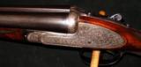 LUIGI FRANCHI SIDELOCK CONDOR MODEL 12GA S/S SHOTGUN - 2 of 6