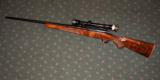 WINCHESTER RARE POST 64, MODEL 70, 7 MM REM MAG RIFLE - 5 of 5