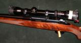 WINCHESTER RARE POST 64, MODEL 70, 7 MM REM MAG RIFLE - 2 of 5