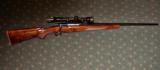WINCHESTER RARE POST 64, MODEL 70, 7 MM REM MAG RIFLE - 4 of 5