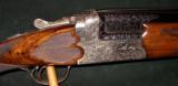 JOS DEFOURNY IMPERIAL CROWN GRADE SCALLOPED BOXLOCK 12GA O/U SHOTGUN - 1 of 5