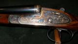 ARRIETA MODEL 557 HAND-DETACHABLE SIDELOCK 20GA S/S SHOTGUN - 2 of 5