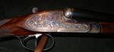ARRIETA MODEL 557 HAND-DETACHABLE SIDELOCK 20GA S/S SHOTGUN - 1 of 5