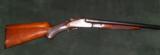 BAKER GUN CO,BATAVIA LEADER, 16GA S/S SHOTGUN - 4 of 5
